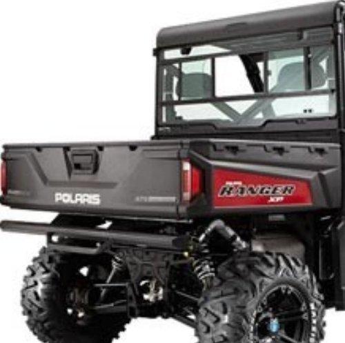 Rear Full Quarter Panel (Polaris 2879015 Lock & Ride Pro-Fit Sliding Rear Glass Panel)