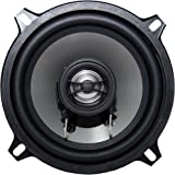 Earthquake Sound T52 TNT 2-Way Coaxial Speakers - Set of 2 (Black)