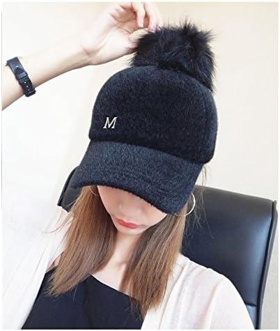 Unique Warm Autumn Winter Plush Wool Hat Cap Lovely Children Casual Student Cap
