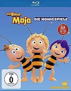 Die Biene Maja - Die Honigspiele inkl. 2D-Version Alemania ...