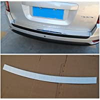 FMtoppeak Bumper Badger Rear Bumper Sill Protector Guard Trim Fit For 2011-2016 Jeep Patriot