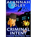 Criminal Intent (The Campervan Bushman Mystery Series Book 3)