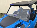 P/N 13083 Polaris General Front Windshield (Hard Coated both sides)