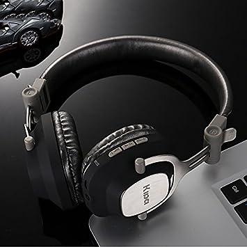 Lemumu KD-B06 4.1 Bluetooth Auriculares Hifi inalámbricos deporte música Auriculares estéreo de auriculares de