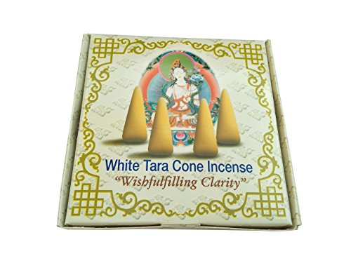 Handmade White Incense Fulfilling Clairy