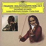 Concertos pour violon Nos 3 & 4