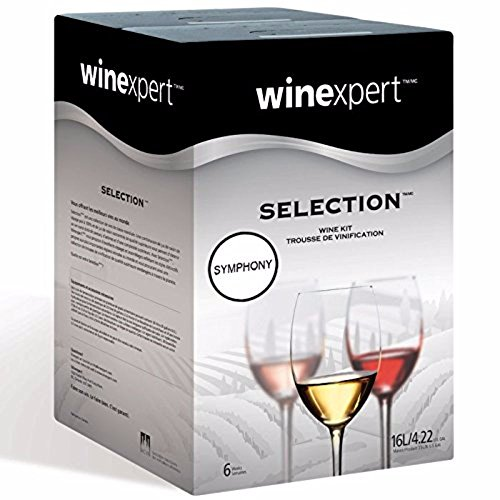 Home Brew Ohio Selection Original California Symphony Wine Ingredient Kit