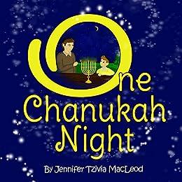 One Chanukah Night by [MacLeod, Jennifer Tzivia]
