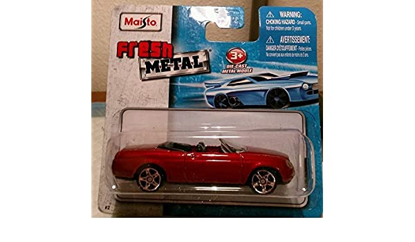 Amazon Maisto Fresh Metal Die Cast Vehicles 2002 Chevrolet