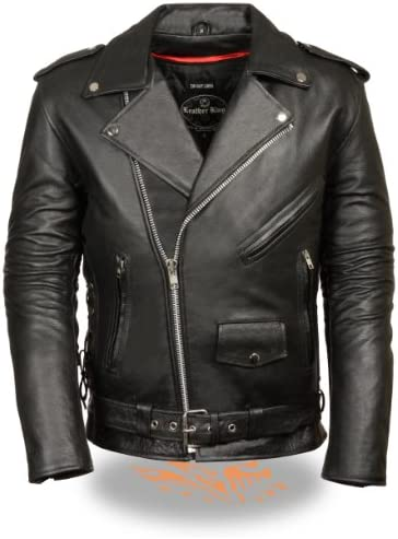 New Ladies Motorcycle Harley Style A Grade Leather Vest with zip /& Lace up sides