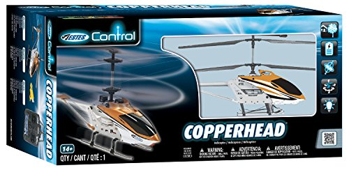 Estes Copperhead Radio Controlled Helicopter