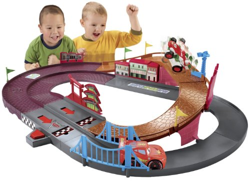 Fisher-Price Shake 'n Go! Disney/Pixar Cars 2 - World Grand Prix
