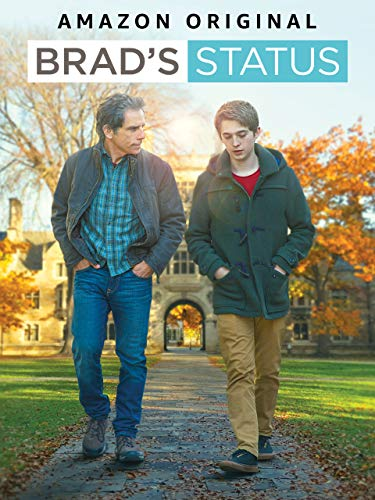 Brad's Status  (4K UHD) (Measure For Measure As A Problem Play)