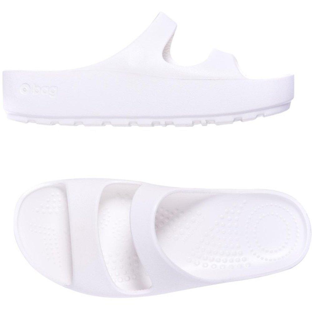 o bag O Shoes Woman Bianco New Collection P\E 2018 (k)