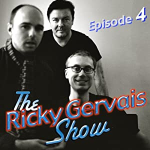 Ricky Gervais Show Performance