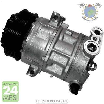 E41 compresor climatizador de aire acondicionado Sidat OPEL CORSA D Diesel de 2006: Amazon.es: Coche y moto