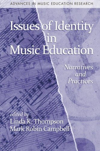 Download Issues of Identity in Music Education: Narratives and Practices (Advances in Music Education Research) pdf