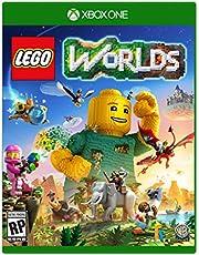 Warner Bros Lego Worlds Xbox One