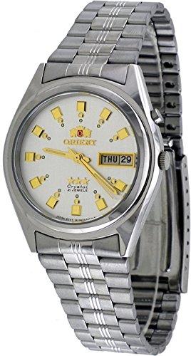 Orient #BEM6Q004W Men's Tri Star Standard Self Winding Automatic Watch