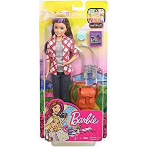Barbie Core Travel – Skipper...