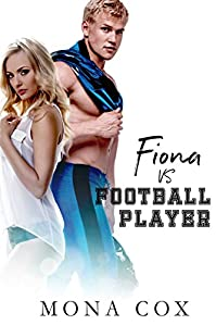 Fiona Vs. Football Player by Mona Cox ebook deal