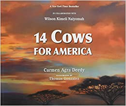 Image result for 14 cows for america