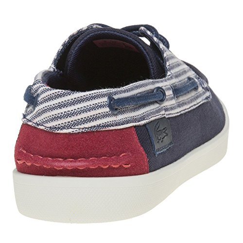 Lacoste Keellson 416 Hombre Zapatos Azul Azul