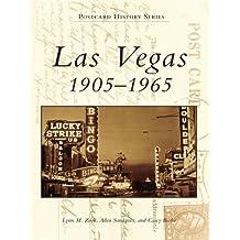 Las Vegas: 1905-1965 (Postcard History Series)