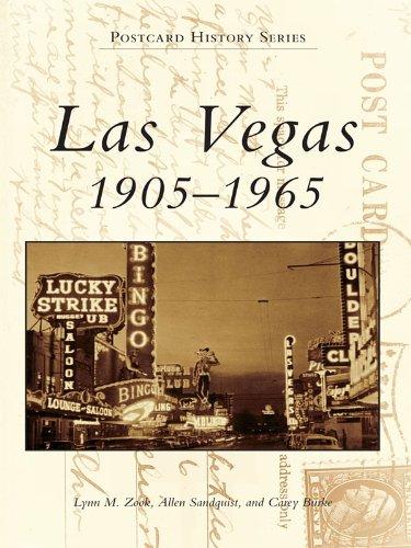 Las Vegas Themes (Las Vegas: 1905-1965 (Postcard)