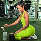 Martinimble Women Yoga Leggings Jumpsuit Butt Push Up Pants Summer Backless Stretch Bodysuit