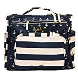 Ju-Ju-Be Legacy Nautical Collection B.F.F. Convertible Diaper Bag, The Commodore