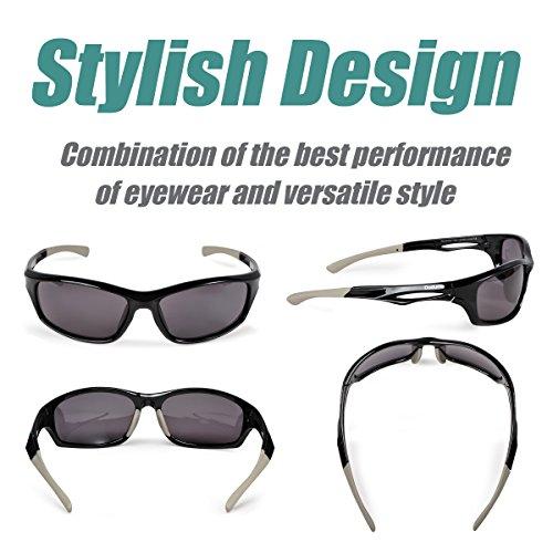 Durable Modelando Duduma Gafas de Sol Deportivas Polarizadas Para Hombre  Perfectas Para Esquiar Golf Correr Ciclismo 728e987f4719