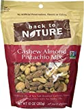 Back To Nature Cashew Almond Pistachio Mix - Pack of 2