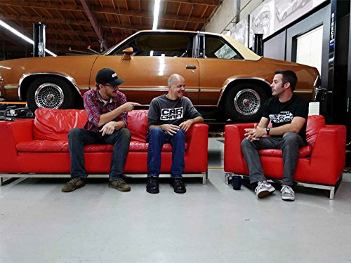 Fridays in the Garage 7/01/16: John, Phillip, '78 Chevy Malibu (Direct Sofas Buy)
