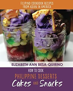 7000 islands a food portrait of the philippines yasmin newman how to cook philippine desserts cakes and snacks filipino cookbook recipes of asian in forumfinder Image collections
