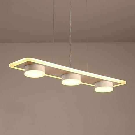 Comedor lámpara colgante LED regulable con mando a distancia ...