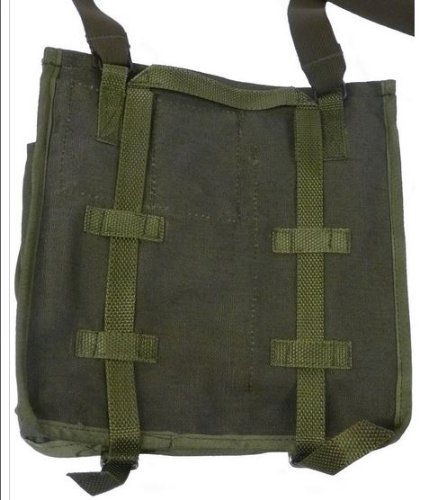 a7abdb95b1 SAC BESACE SACOCHE MUSETTE VERT OLIVE ARMEE POLONAISE SURPLUS MILITAIRE  MILTEC 91370600 AIRSOFT: Amazon.fr: Sports et Loisirs