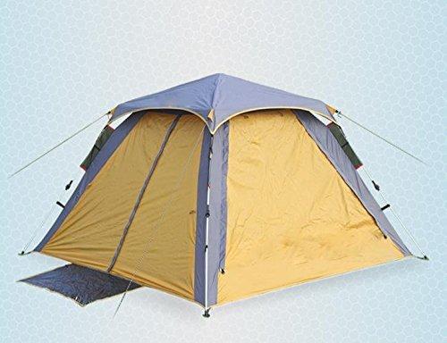 WZH Outdoor-Ausrüstung-Zelte und 3-4 mehr als das doppelte Geschwindigkeit automatisch geöffneten wasserdicht und Windschutz