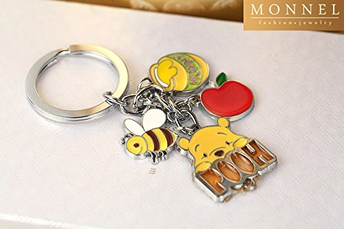 Amazon.com: Nueva llegada lindo Cute oso Pooh Honey Bee ...
