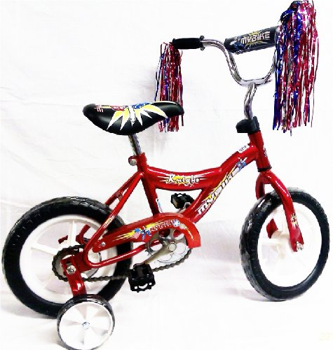Brand New MY BIKE 12 inch Bicycle For Boy Color Red -  China, 12CLDBKRD