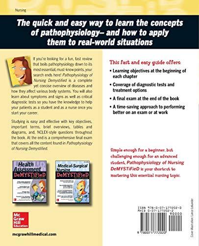 Pathophysiology of Nursing Demystified (Demystified Medical) - http://medicalbooks.filipinodoctors.org