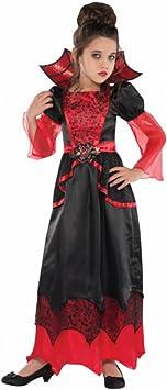Christy de niñas Disfraz de VAMPIRESA (4 – 6 años): Amazon.es ...