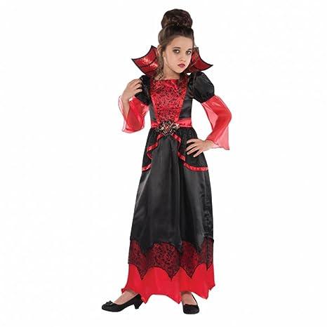 d764760e787c Costume Vampire Queen 4-6 Anni. Contiene: Vestito con Collare ...
