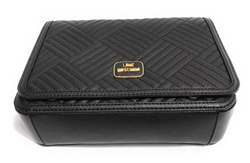 Love Moschino Shiny shoulder bag black