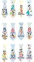 Disney Milestone Tie Stickers, Mickey Mouse
