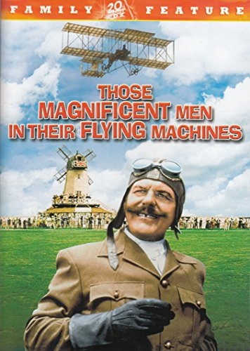 Those Magnificent Men in Their Flying Machines (Mad Machine)