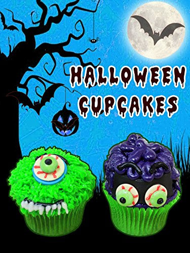 Cupcakes For Halloween Recipes (Halloween Cupcakes)