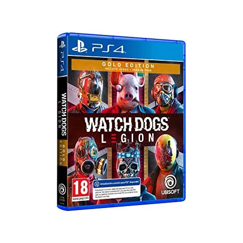 chollos oferta descuentos barato Watch Dogs Legion Gold Edition