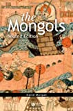 Front cover for the book The Mongols by David Morgan