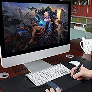 huion h420 grafiktablett zeichentablett multimedia drawing tablet signature pad mit. Black Bedroom Furniture Sets. Home Design Ideas